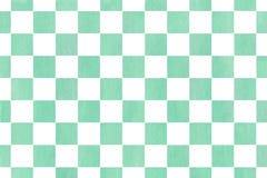 Картина акварели квадратная Стоковая Фотография RF