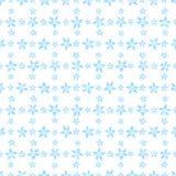 Картина акварели флористическая безшовная также вектор иллюстрации притяжки corel Справочная информация Бесконечную текстуру можн Стоковая Фотография