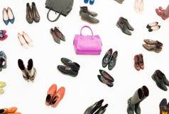 Картина аксессуаров моды Стоковые Изображения RF