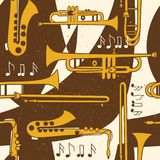 картина аппаратур музыкальная безшовная бесплатная иллюстрация
