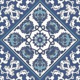 картина арабескы безшовная Стоковое Изображение RF