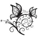 Картина бабочки Стоковые Фото