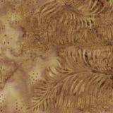 Картина батика Брайна Стоковая Фотография
