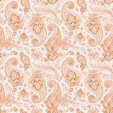 Картина батика от Индонезии Стоковое Изображение RF