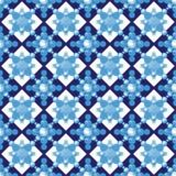 картина безшовная самомоднейшая текстура Повторять абстрактную предпосылку с кругами Стоковая Фотография