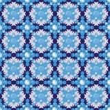 картина безшовная самомоднейшая текстура Повторять абстрактную предпосылку с кругами Стоковые Изображения