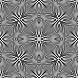 картина безшовная Striped линии текстура Стоковые Фотографии RF