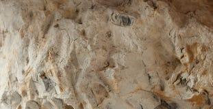 Картина безшовного крупного плана предпосылки текстуры и поверхности утеса, каменной предпосылки текстуры Стоковые Фотографии RF