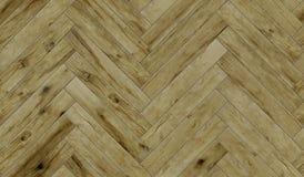 Картина безшовной деревянной текстуры партера шевронная, диффузная Стоковая Фотография