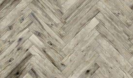 Картина безшовной деревянной текстуры партера шевронная, диффузная Стоковое Изображение