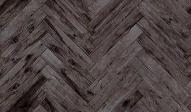 Картина безшовной деревянной текстуры партера шевронная, диффузная Стоковая Фотография RF