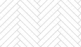 Картина безшовной деревянной текстуры партера шевронная, рему Стоковые Фотографии RF