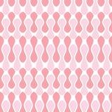 Картина безшовных фасолей геометрическая Стоковые Изображения RF