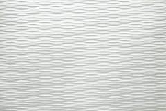 Картина белой искусственной текстуры ткани клетчатая Стоковая Фотография