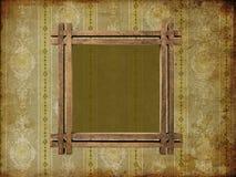 картина бумаги рамки искусства Стоковая Фотография RF