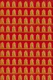 Картина Будды. Стоковая Фотография