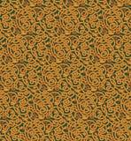 Картина вектора безшовная ветвей Стоковые Фото