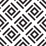 Картина вектора безшовная геометрическая стоковое изображение