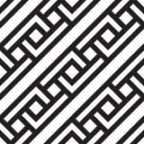 Картина вектора безшовная геометрическая стоковое фото rf