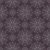 Картина вектора безшовная кружевная Стоковое Фото
