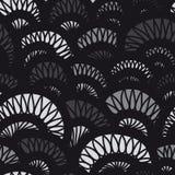 Картина вектора безшовная простая Повторять конспект Стоковые Фотографии RF