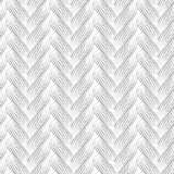 Картина вектора безшовная с оплетками Текстура пряжи с пунктирной линией заплетает конец-вверх абстрактный ornamental предпосылки Стоковые Изображения RF