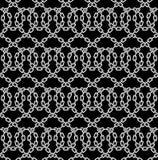 Картина вектора безшовная цепей Иллюстрация вектора