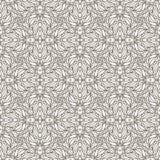 Картина вектора безшовная, чувствительная декоративная предпосылка Стоковое Изображение