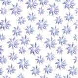 Картина вектора безшовная Стоковые Изображения RF