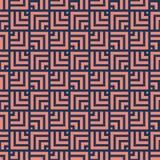 Картина вектора волны безшовная геометрическая Современная кривая stripes текстура любые по мере того как backround предпосылки м иллюстрация штока