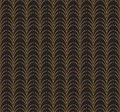 Картина вектора волны безшовная геометрическая Современная кривая stripes текстура любые по мере того как backround предпосылки м бесплатная иллюстрация