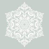Картина вектора Востока абстрактная предпосылка Стоковое Изображение