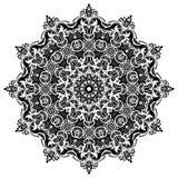 Картина вектора Востока абстрактная предпосылка Стоковое Фото