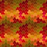 Картина вектора геометрическая Стоковое Изображение