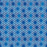 Картина вектора геометрическая Стоковая Фотография