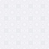 Картина вектора запаса исламская безшовная Стоковое Фото