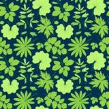 Картина вектора листьев. Стоковая Фотография