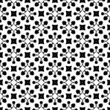 Картина вектора картины предпосылки черно-белая иллюстрация вектора