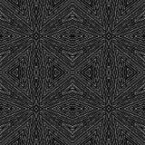 Картина вектора круговая в стиле grunge выровнянная картина Битники, boho, деревенское Стоковое Изображение
