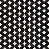 Картина вектора стиля Арт Деко безшовная Monochrome геометрическая текстура бесплатная иллюстрация