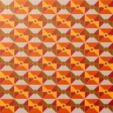 Картина вектора Стиль мозаики Стоковые Фотографии RF