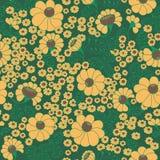 Картина цветка Стоковое Изображение RF