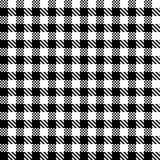 Картина вектора тартана безшовная Checkered текстура шотландки Геометрическая квадратная предпосылка для ткани иллюстрация штока