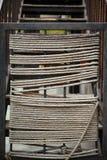 Картина веревочки Стоковые Изображения