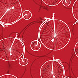 Картина велосипеда Стоковые Изображения RF