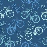 Картина велосипеда Стоковое Фото