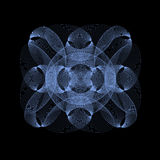 Картина вибрации Стоковое Изображение