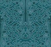 Картина Викинги Стоковое Изображение