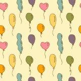 Картина воздушного шара Стоковые Фото