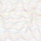 Картина волн Стоковая Фотография RF